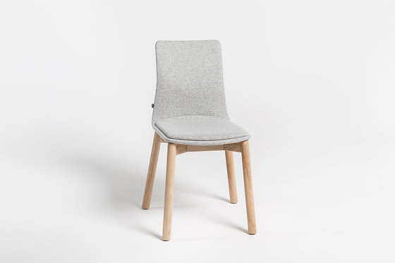 Dining Chair Linar Plus Series Wood
