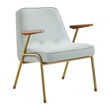 366 Metal Armchair, 1960s