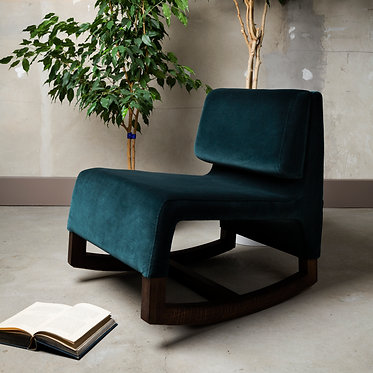YOKO rocking chair by STUDIO Ziben