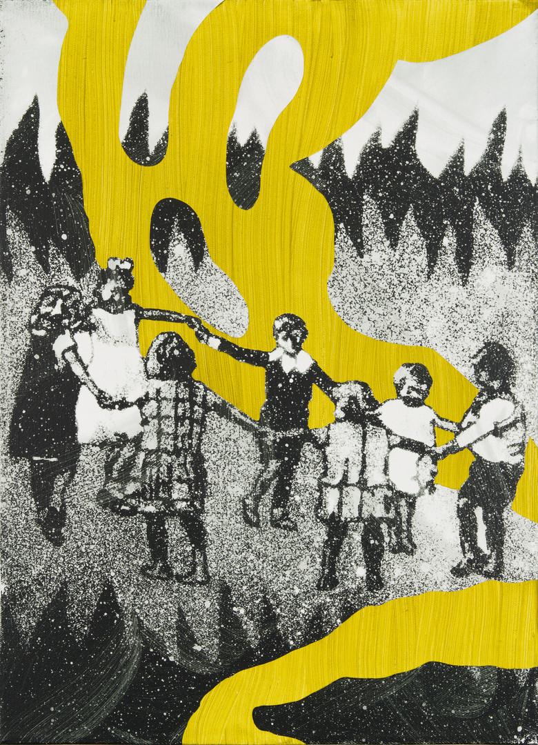 "Mateusz Piestrak, ""The last children"", 4"