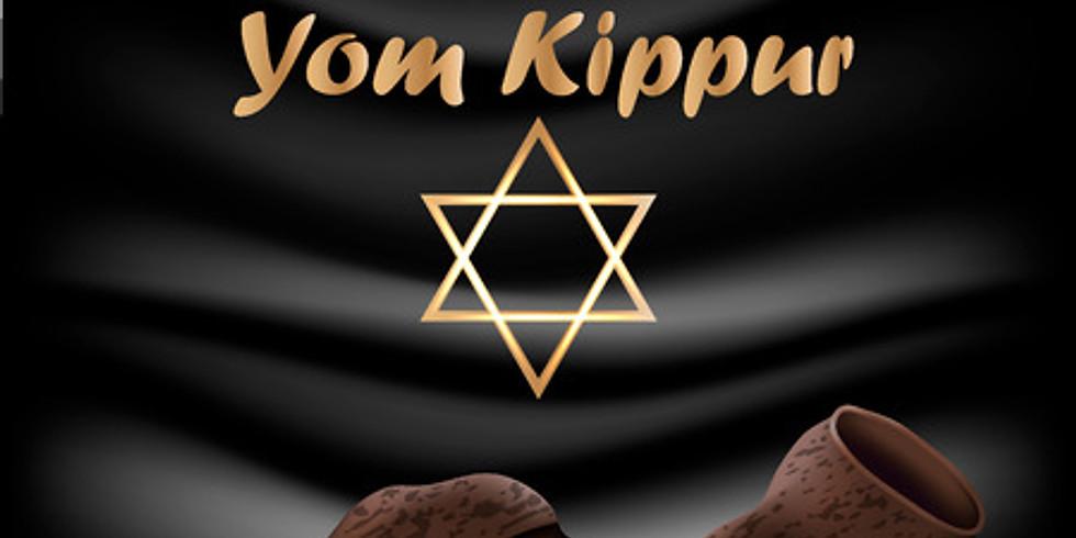 Yom Kippur - Day of Atonement Service