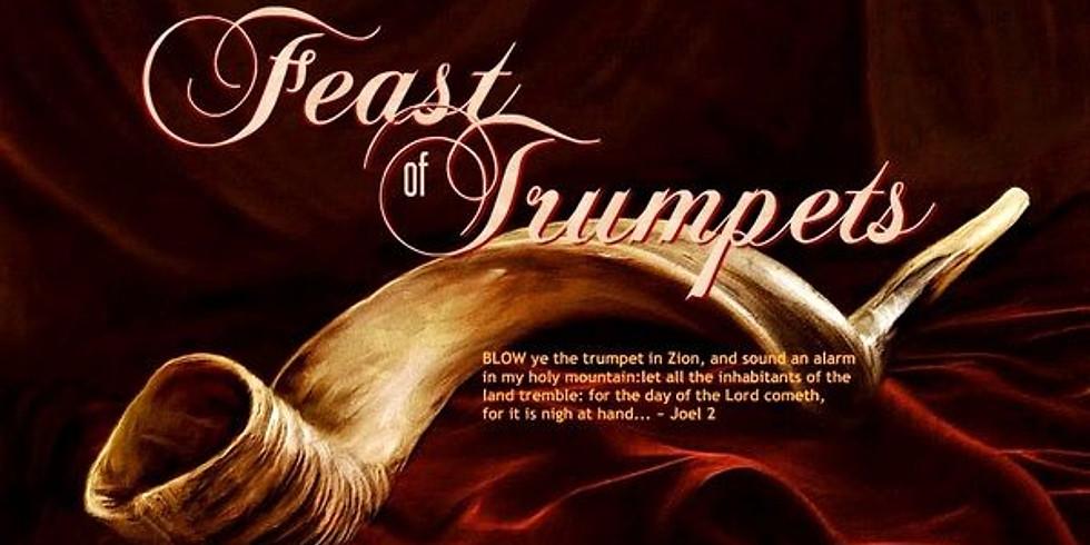 Yom Teruah - Feast of Trumpets