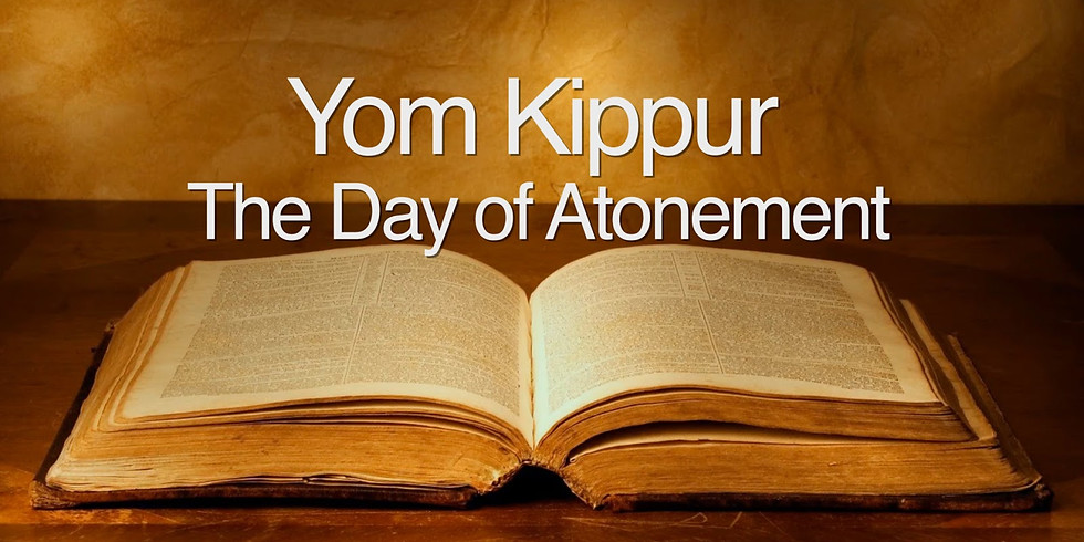 Yom Kippur / Day of Atonement
