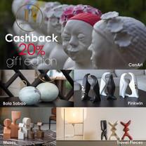 SAT-SUN Deal: 20% Cashback