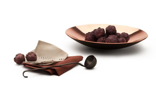 MK Copper Bowl