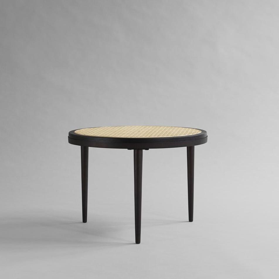 Hako Coffee Table - Burned Black