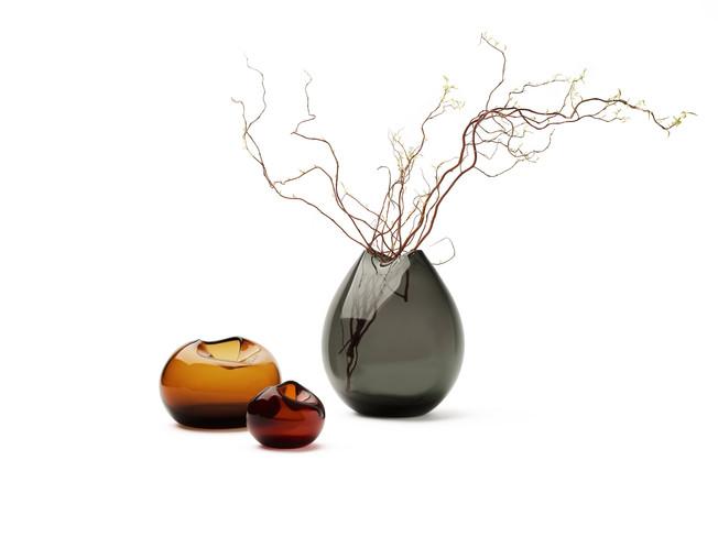 KH Mouthblown Vases