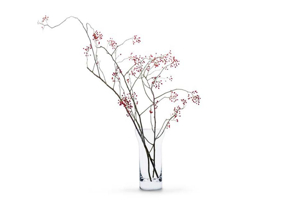 JP Bohemian Crystal Vase