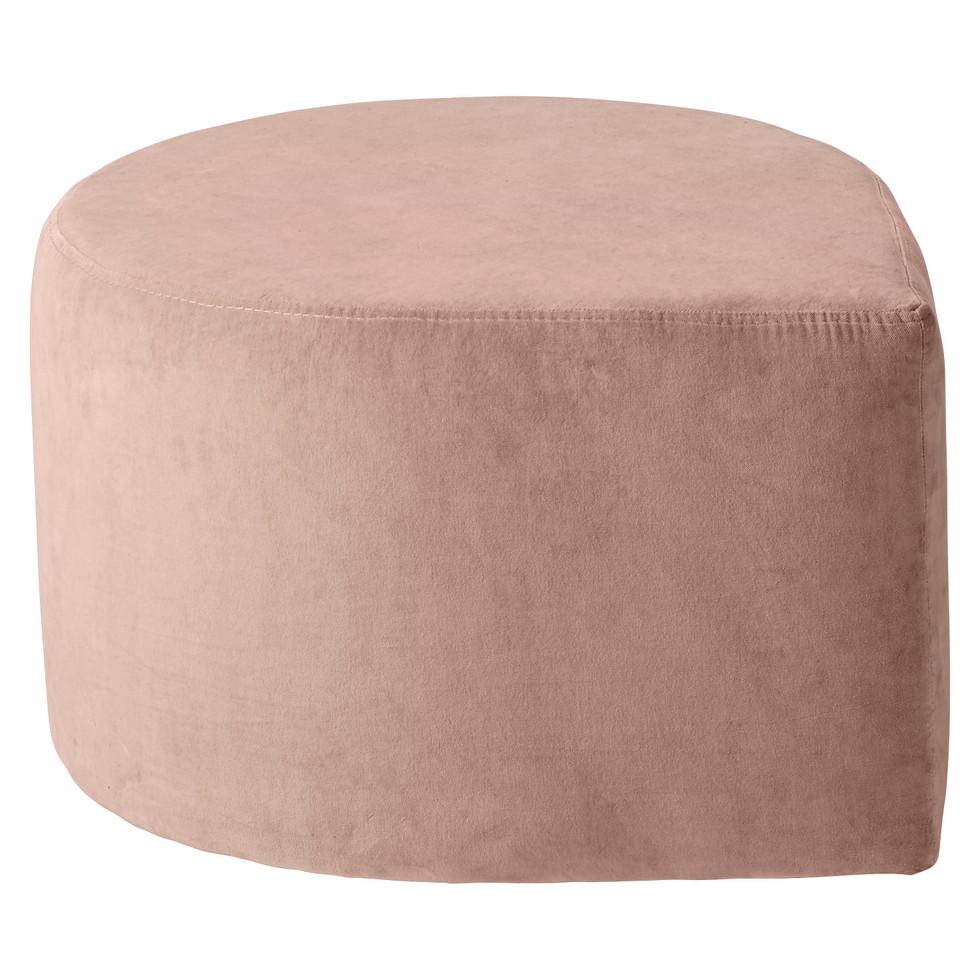 Stilla Pouf - Pink
