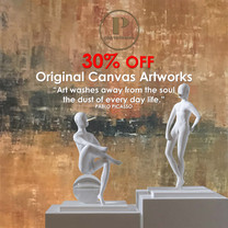 SAT-SUN Deal: 30% off all original artworks