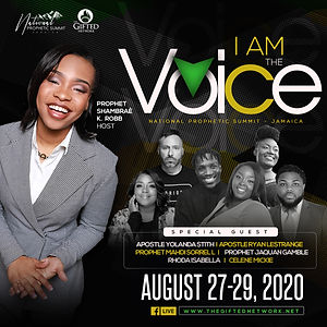I am the Voice Promo.jpg