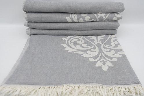 Pure Cotton Turkish King Blanket