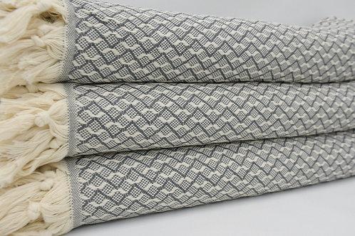 Pure Cotton Turkish Blanket