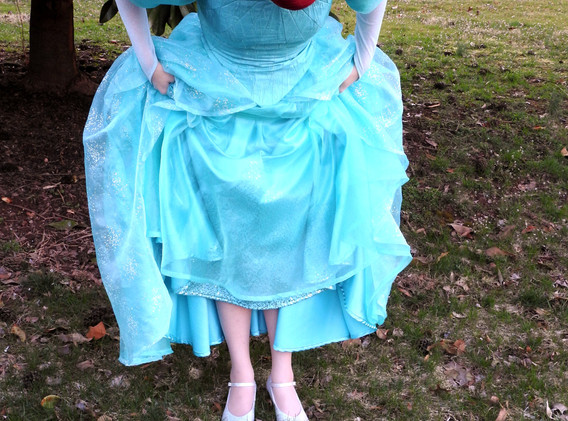 The Little Mermaid Party Character Princess Performer Party DC, Maryland, Virginia Party Princess DMV Enchanted Empowerment