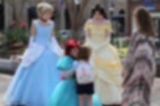 Princess Meet and Greet Meet-and-Greet Enchanted Empowerment Party Princess DMV