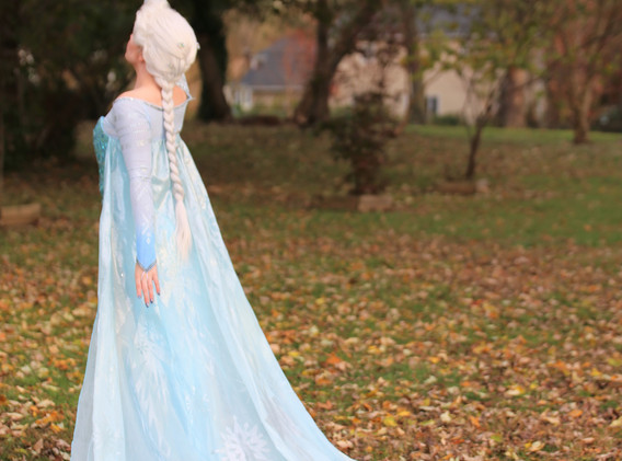 Snow Queen Frozen Party Character Princess Performer Party DC, Maryland, Virginia Party Princess DMV Enchanted Empowerment