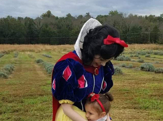 Snow White Character Princess Performer Party DC, Maryland, Virginia Party Princess DMV