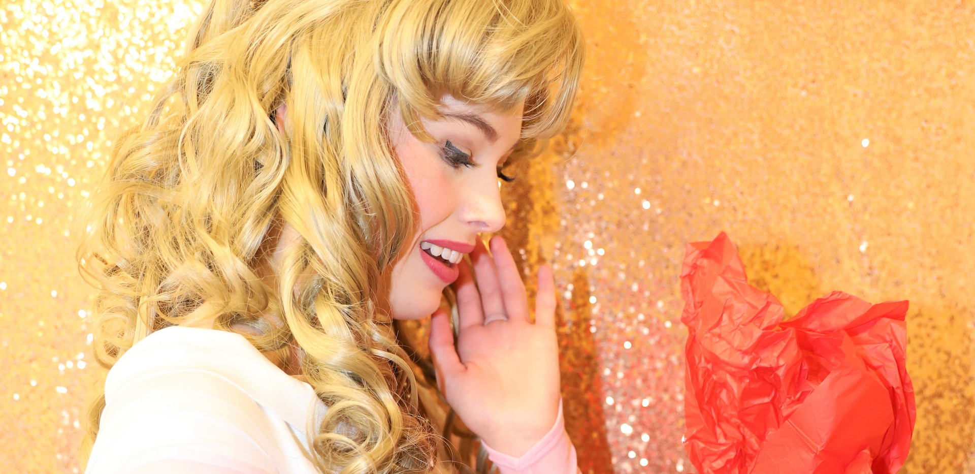Sleeping Beauty Character Princess Performer Party DC, Maryland, Virginia, Nova Party Princess DMV Enchanted Empowerment