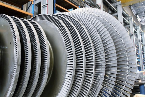 Now Offering Fast Turnaround Parts For The Steam Turbine And Power Generation Industries