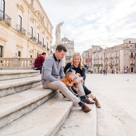 Ortigia Travel Family Branding Session -