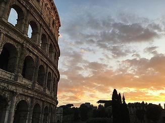 Buonasera Roma! #familyvacation #bellata