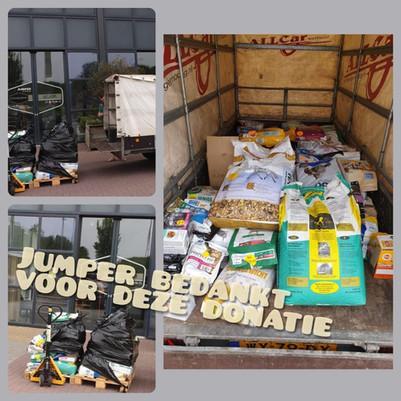 Donatie Jumper