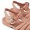 Sandales de plage rose Toscane - Liewood