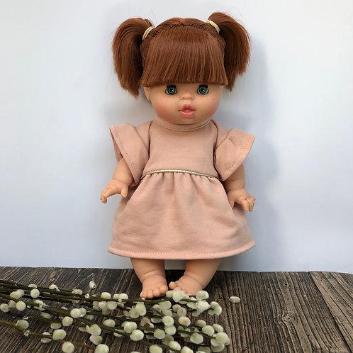 Poupon Gabrielle yeux dormeurs - Minikane