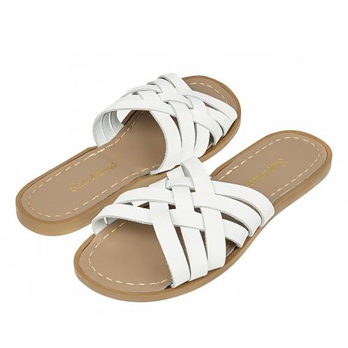 Sandalettes Salt-Water Retro Slide White