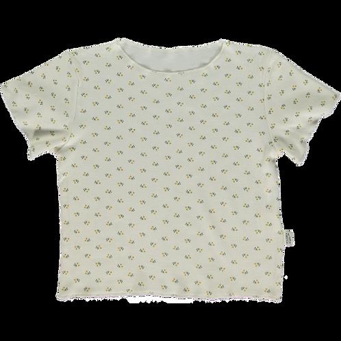 T-shirt Bouleau Hors-Saison - Poudre Organique