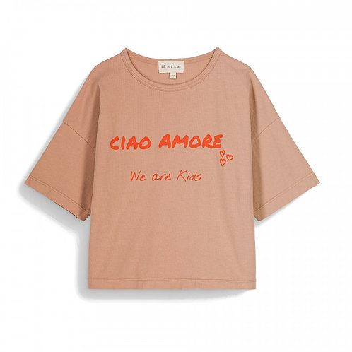 T-shirt Ciao Amore - We Are Kids