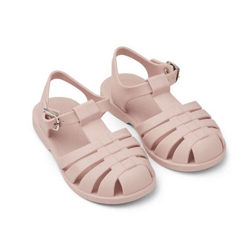 Sandales de plage rose - Liewood