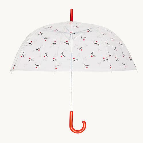 Parapluie Bisou adulte Mathilde Cabanas