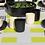 Moyen gobelet Black - Ekobo