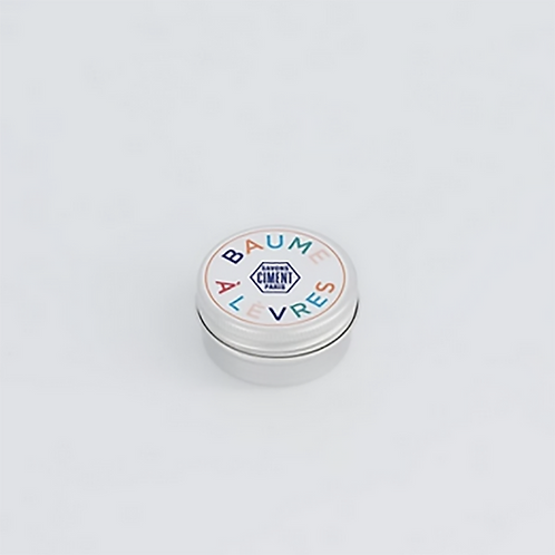 Baume à lèvres certifié Cosmos Natural | Myrtille Ciment Paris