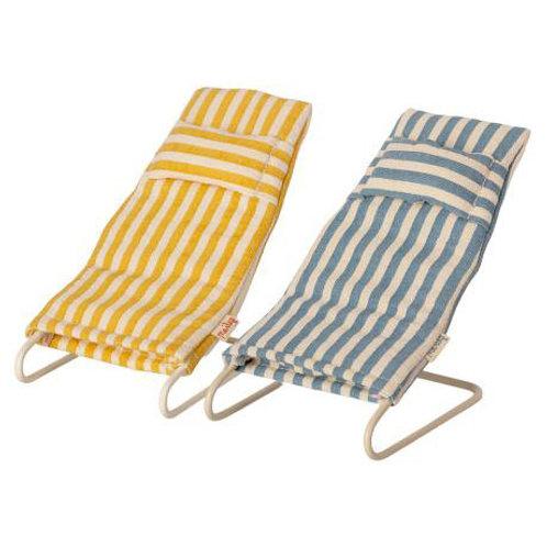Beach chair set - Maileg