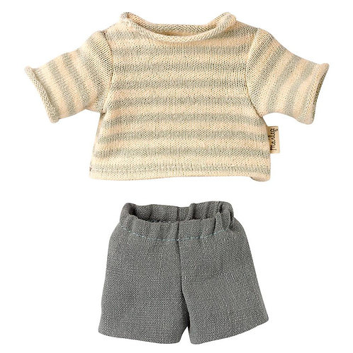 Blouse and shorts Teddy Junior - Maileg