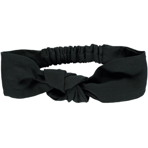 Bandeau à cheveux Pirate Black - Poudre Organic