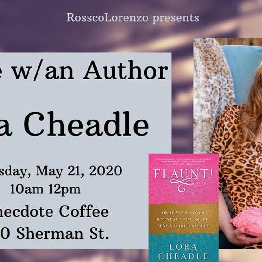 Coffee w/Author Lora Cheadle