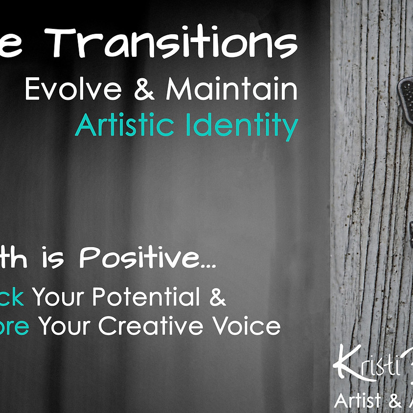 Style Transitions: Evolve & Maintain Artistic Identity