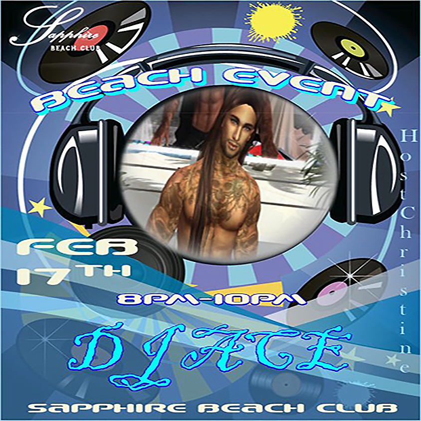 TUESDAY PARTY AT 8 PM WITH DJ ACE AND HOST CHRISTINE