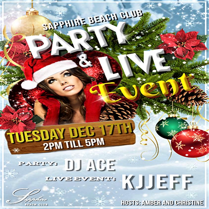 TUESDAY LIVE EVENT & PARTY / KJJEFF & DJ ACE
