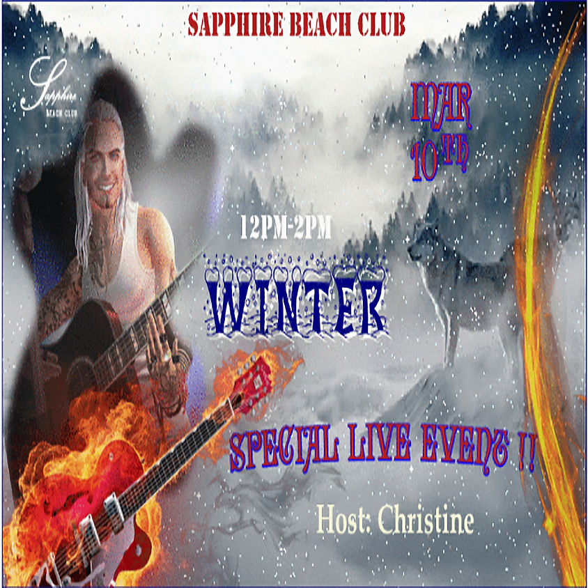 TUESDAY *SPECIAL* LIVE EVENT / WINTER SINGS FOR 2 HOURS