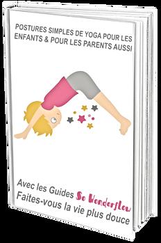 POSTURES SIMPLES DE YOGA POUR ENFANTS.pn