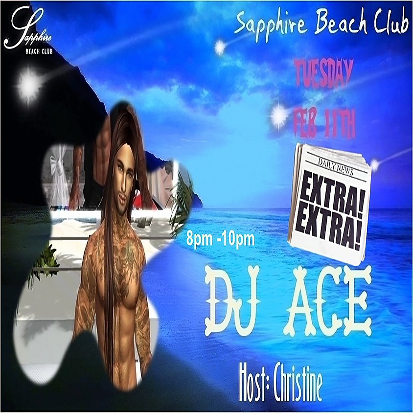 TUESDAY PARTY WITH DJ ACE