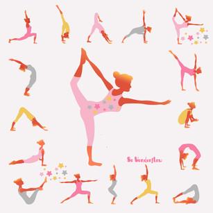 Pause yoga, parenthèse enchantée