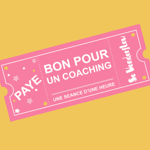 La séance de coaching
