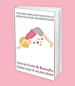 EBOOK POSTURES SIMPLES DE YOGA POUR ENFA