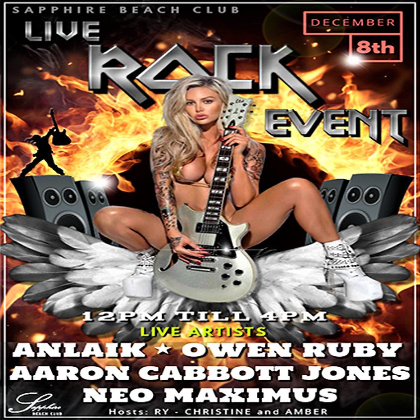 SUNDAY LIVE EVENTS / ANLAIK & OWEN & AARON & NEO