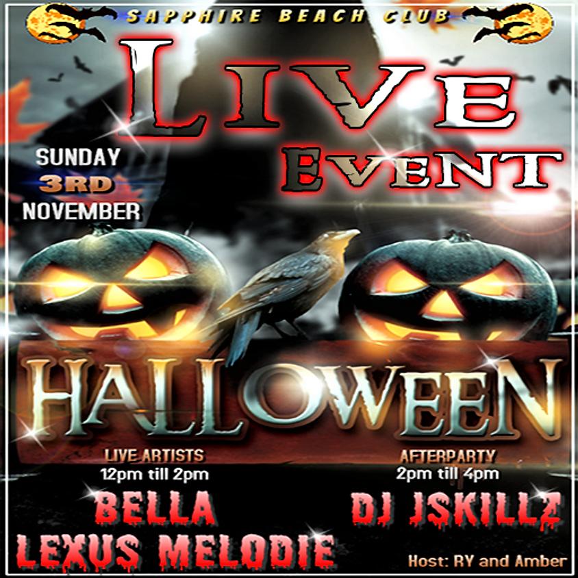 SUNDAY LIVE EVENT & PARTY / BELLA, LEXUS & DJxJSKILLZ